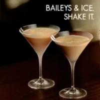 Реклама ликера Baileys