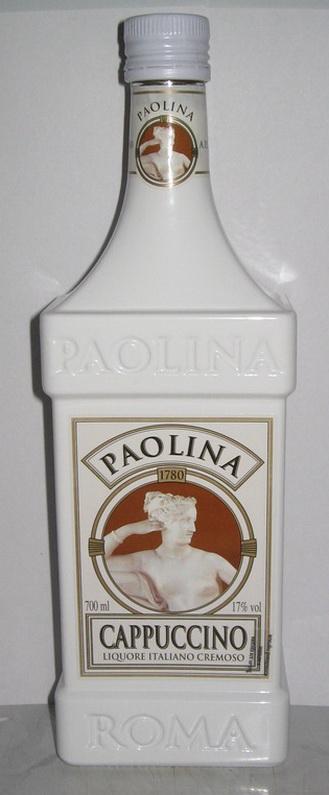 Ликер Паолина Капуччино Ликер Paolina Cappuccino