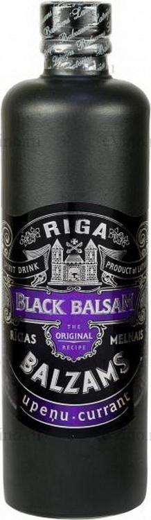 Бальзам Рижский Черный Курант Бальзам Black Balsam Upene-Currant