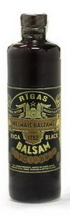 Бальзам Рижский Черный Бальзам Black Balsam