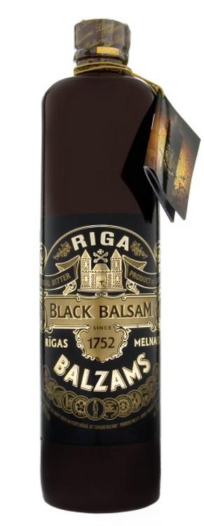 Бальзам Рижский Черный Бальзам Black Balsam 0.7 л