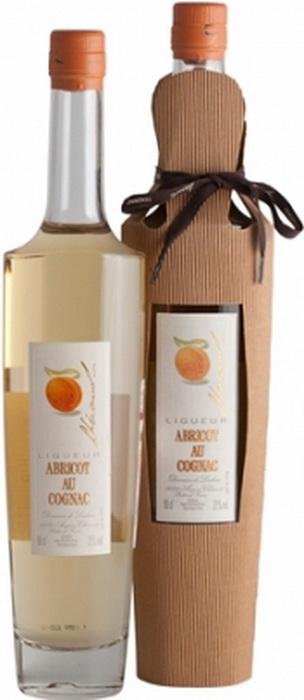 Ликер Леро Абрикос на Коньяке Ликер Abricot Au Cognac