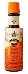 Биттер Ароматический Ангостура Оранж 0.1л Тринидад Биттер Angostura Orange