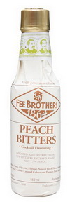 Биттер Персик 0.15л США Биттер Fee Brothers Peach
