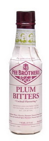 Биттер Слива 0.15л США Биттер Fee Brothers Plum