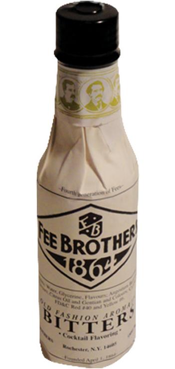 Старомодный Ароматный 0.15л США Биттер Fee Brothers Биттер