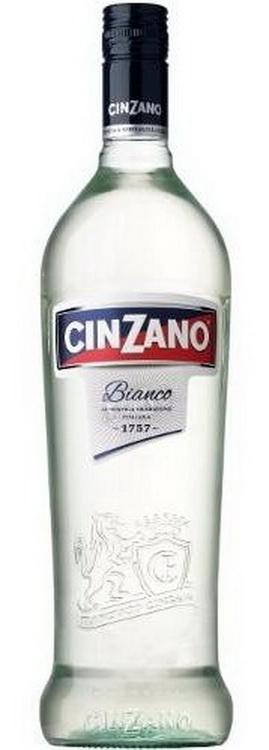 Cinzano Bianco Вермут Чинзано Бьянко 1 л
