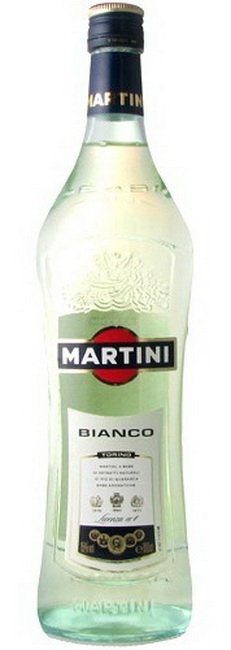 Вермут Martini Bianco Вермут Мартини Бианко