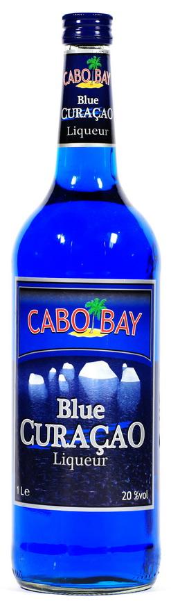 Ликер Кабо Бей Блю Курасао Ликер Cabo Bay