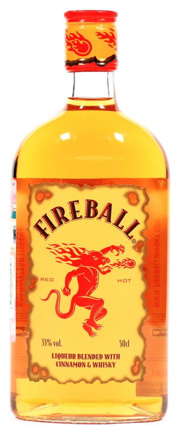 Ликер Файерболл Ликер Fireball