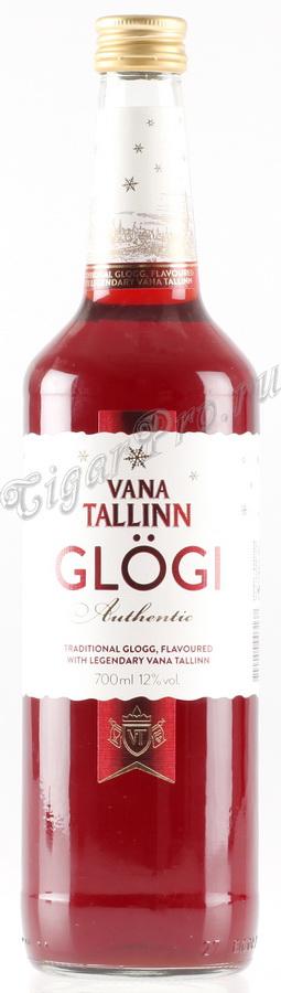 Ликер Старый Таллинн Глег Ликер Vana Tallinn Glogi