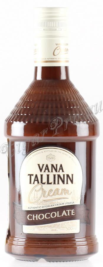 Ликер Старый Таллинн Шоколад Ликер Vana Tallinn Chocolate