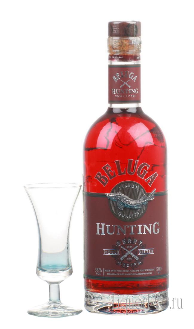 Ликер Beluga Hunting