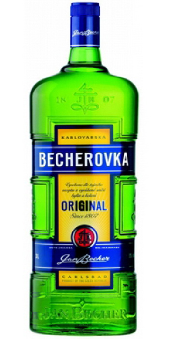 Ликер Бехеровка 1 л Ликер Becherovka