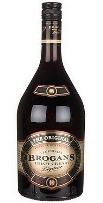 Ликер Броганс Айриш Крим сливочный ликер Ликер Brogans Irish Cream