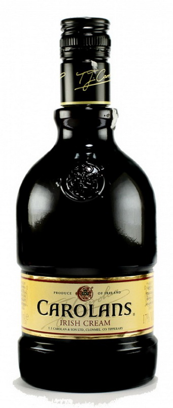 Ликер Кэроланс Айриш Крим Ликер Carolans Irish Cream 0.7 л