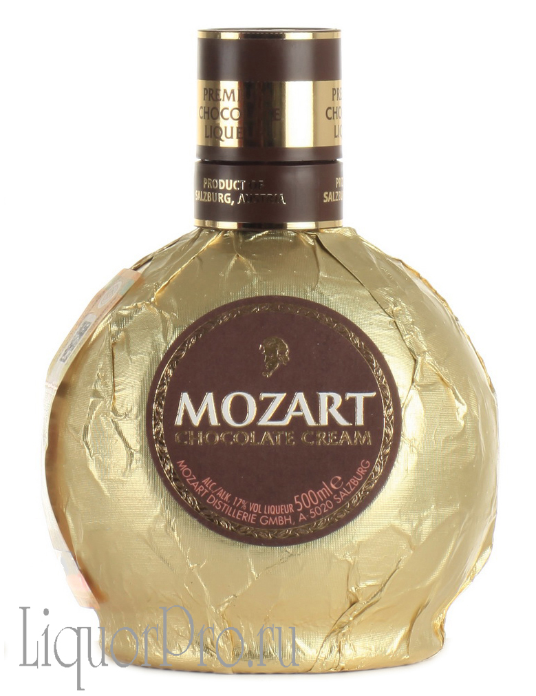 Ликер Mozart Gold Ликер Мозарт Голд