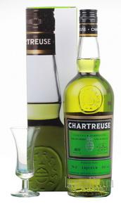 Ликер Шартрез Верт Ликер Chartreuse Vert