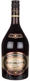 Ликер Броганс Айриш Крим сливочный ликер Ликер Brogans Irish Cream 0.5 л
